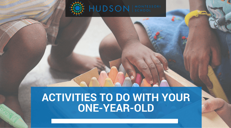Activities To Do With Your One-Year-Old