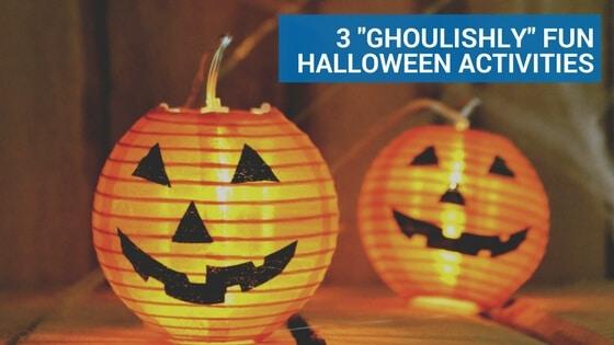 "3 ""Ghoulishly"" Fun Halloween Activities"