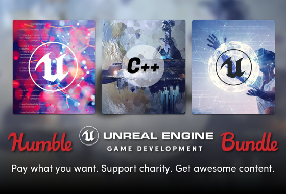 Humble Unreal Engine Game Development Bundle