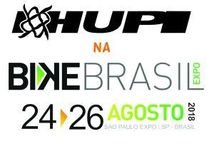 HUPI na Bike Brasil Expo