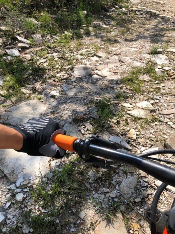 Luvas para ciclismo