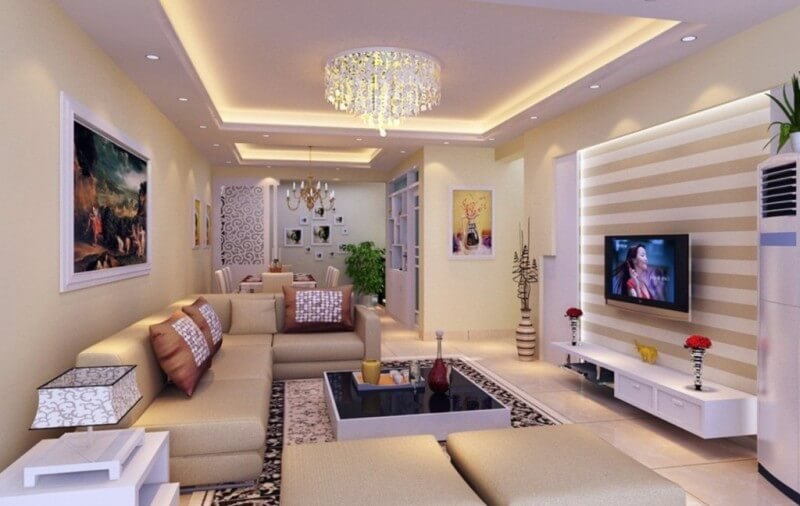 Top Living Room Decorations Ideas for