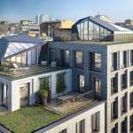 The Corner House: Luxurious new apartments in Fitzrovia