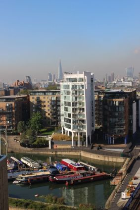 The Views From Ropemakers Wharf