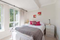 Serene views over parkland in three bedroom house, Brightlingsea Place E14