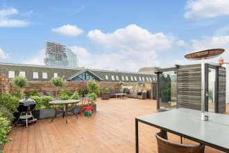 Desirable warehouse conversions, 3 Bedroom Penthouse on Shepherdess Walk, N1