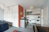Country life living in Central London, Large Studio in Breton House, EC2