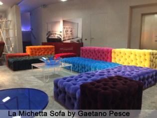 Marco re-visits Il Salone Del Mobile in Milan