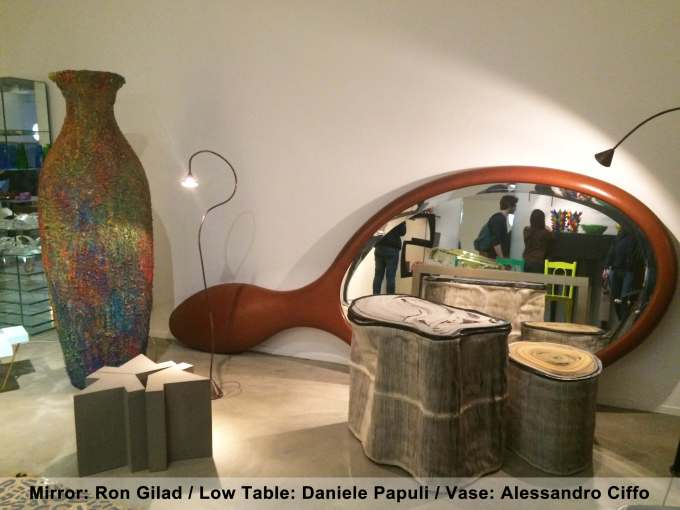 Marco re-visits Il Salone Del Mobile in Milan