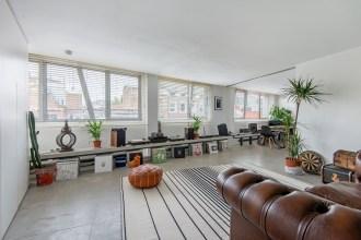 Sumptuous Architect designed one bedroom loft apartment, Clerkenwell, EC1