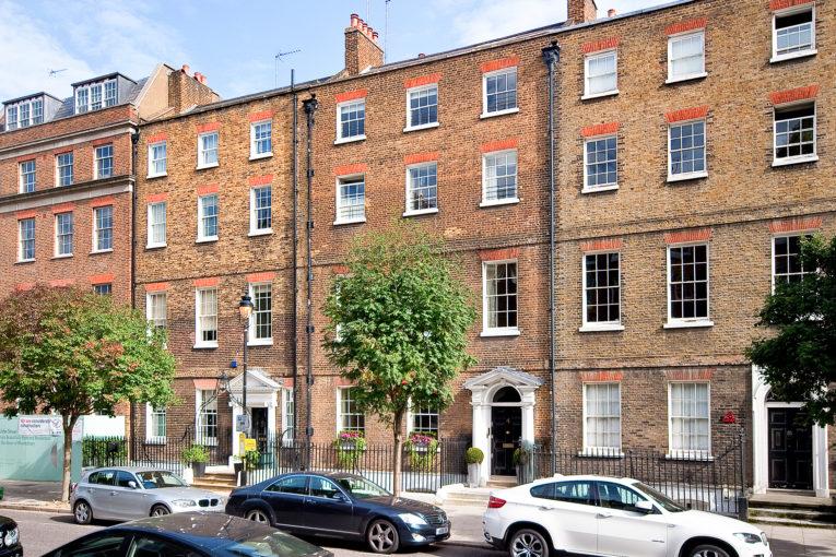 A Rare Georgian Gem, 6 Bedroom Townhouse, John Street, WC1