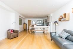 Three Bedroom Duplex Apartment in Converted Warehouse, Corsham Street, N1