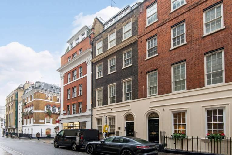 Three Bedroom Luxury apartment, John Adam Street, WC2