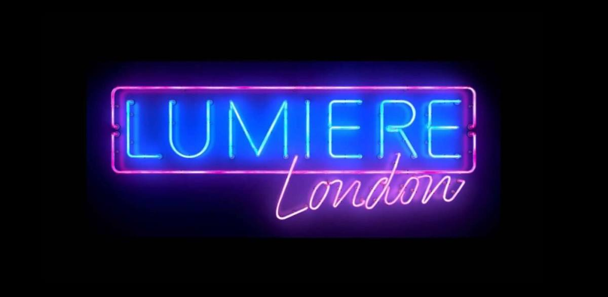 LUMIERE LONDON IS BACK FOR 2018
