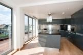 Two Bedroom Penthouse Apartment in Saffron Hill, EC1