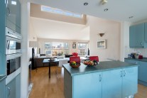 Skyline living in Clerkenwell, Two bedroom apartment in Hatton Garden, EC1
