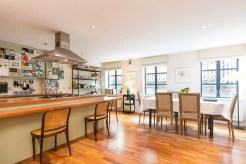 Silk and style in Spitalfields, Two Bedroom Apartment, E1