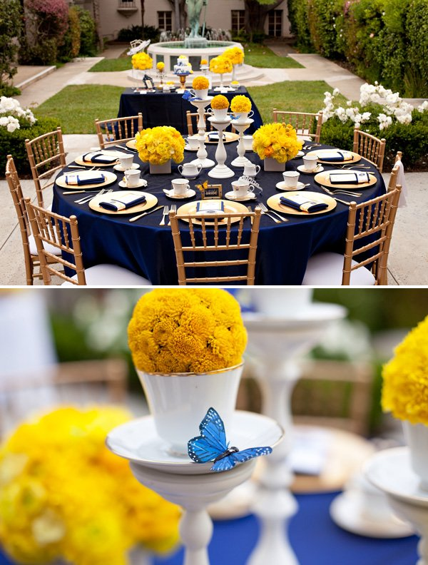 Royal Wedding Inspired Party Or Bridal Shower