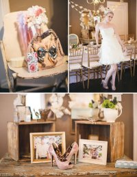 Vintage Chic Mad Hatter Bridal Shower Hostess with the ...