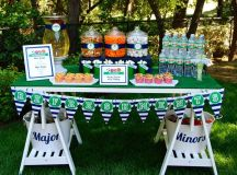 """Let's Play Ball"" Sports Party {Boys Birthday} // Hostess ..."