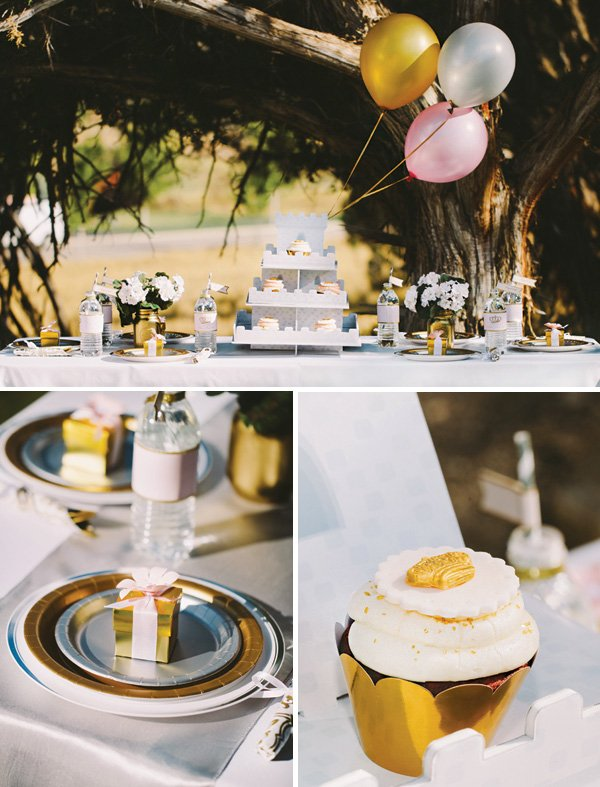 Black And White Table Scapes
