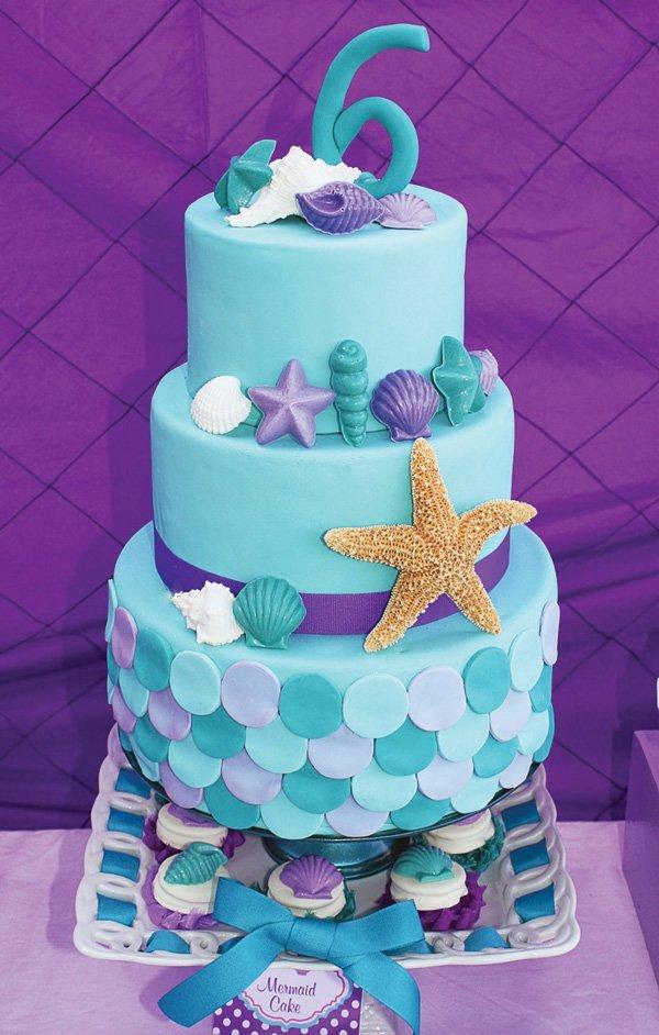Superb Sweet Dreams Little Mermaid Birthday