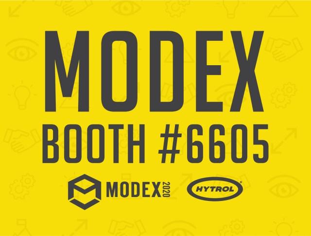 MODEX booth blog image