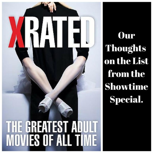 X Rated List