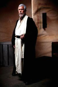 Tom Byron as Obi-Wan Kenobi in Star Wars XXX: An Axel Braun Parody