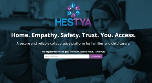 Hestya kickoff site capture