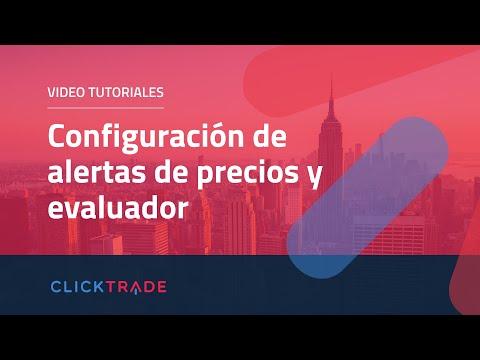 Blog de trading iBroker: Tutoriales sobre la configuracion de la Plataforma Web de ClickTrade II