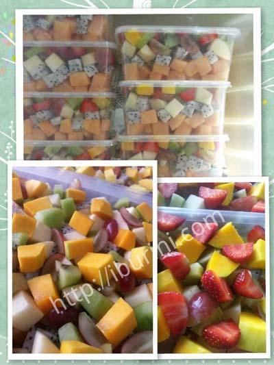 Manfaat Salad Buah dan Sayur Untuk Kesehatan Tubuh