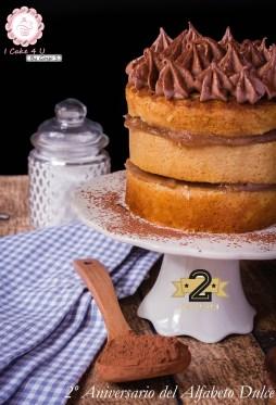 Layer Cake Marron Glace
