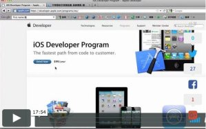 如何申請iOS Developer Program?