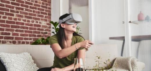 一體式VR