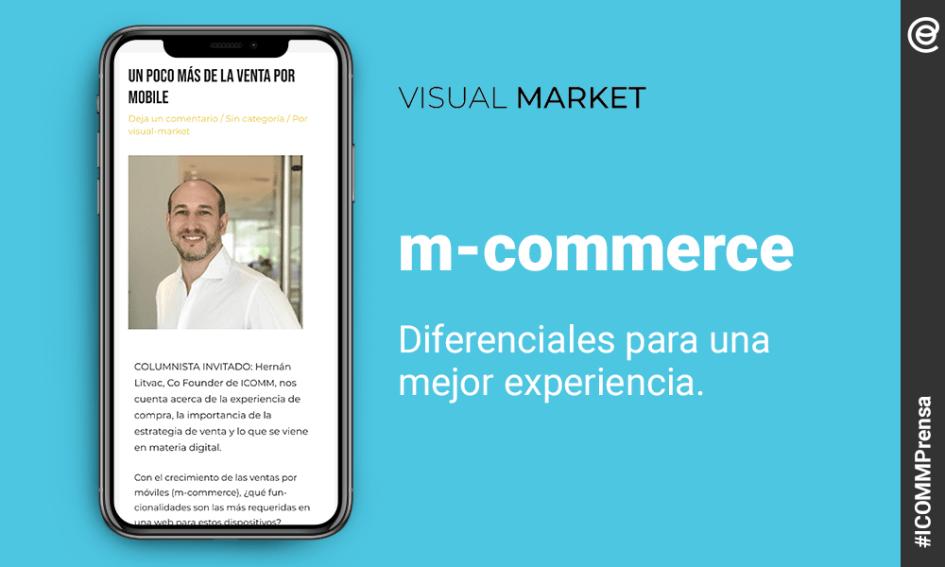 Nota Visual Market ICOMM