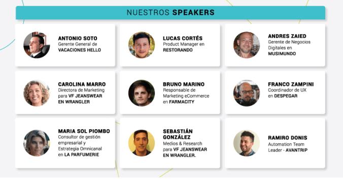 Oradores summit ICOMMKT