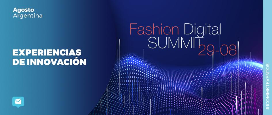 ICOMMKT Fashion digital summit