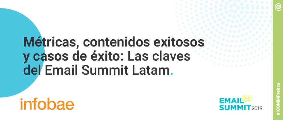Infobae Email Summit Latam ICOMM