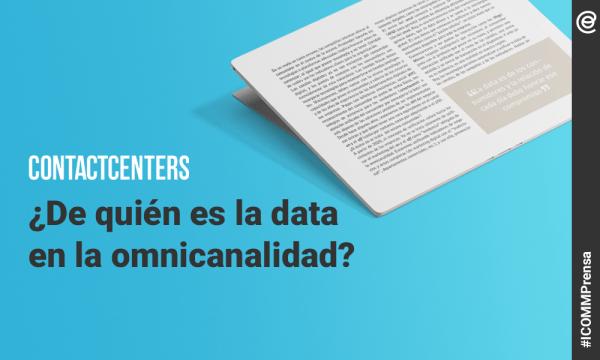 Entrevista ContactCenters ICOMM