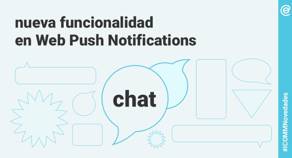 chat nueva funcionalidad icomm