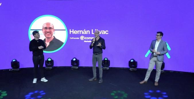 Hernan Litvac en SEODay