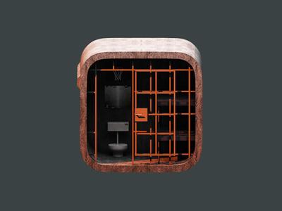 https://dribbble.com/shots/1658585-Lock-It-App-Icon