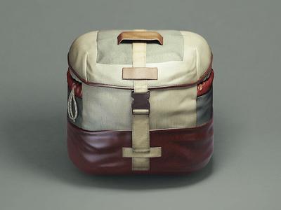 https://dribbble.com/shots/1371986-Backpack-Icon