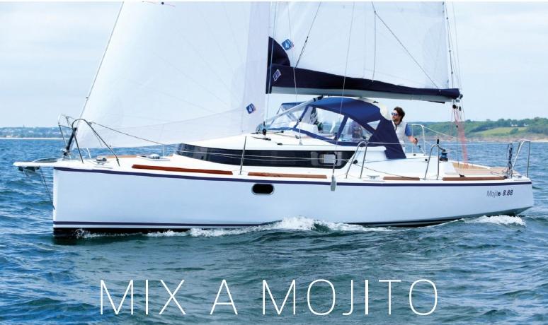 Le Mojito 888 par Sailing Today
