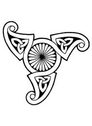 Disegni Tattoo - Triskell