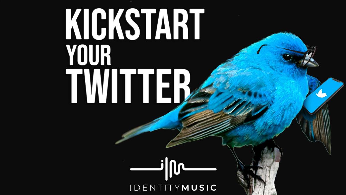 Kickstart your twitter