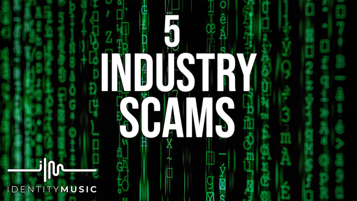 5 Music Industry Scams To Avoid