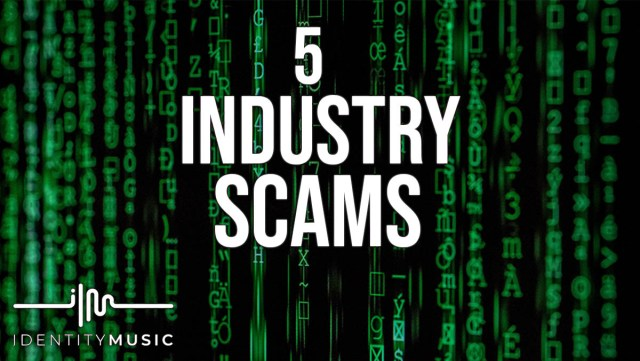 Music Industry Scams To Avoid