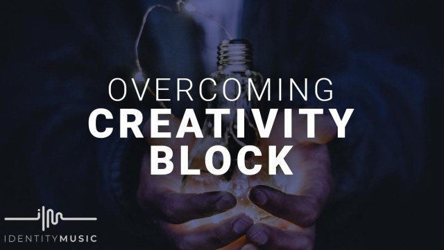 creativity block